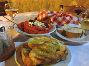 Babis restaurant op Vassilikos Zakynthos
