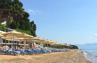Chrani Peloponnesos in Griekenland