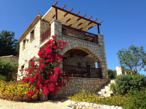 Eco Zakynthos traditionele villa's voor vakantie