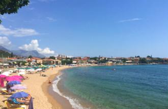 Stoupa Peloponnesos vakantie