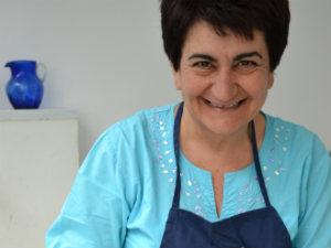 De Griekse keuken volgens Katerina Sakelliou