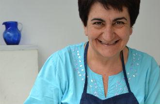 De Griekse keuken Katerina Sakelliou van Poros