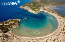 Griekse vakantiebestemmingen online vanuit helikopter