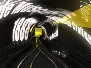 Met Metaxa naar de zon tunnel funicular Lycabettus