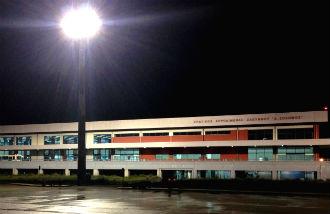 Vliegveld Zakynthos Griekenland