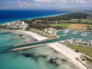 Sani Beach Resort Chalkidiki Tripadvisor Travelers Choice Awards 2015