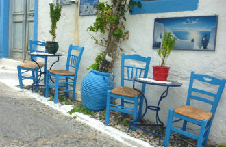 Kos stad vakantie Griekenland