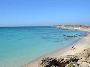 Elafonisi beste strand van Griekenland