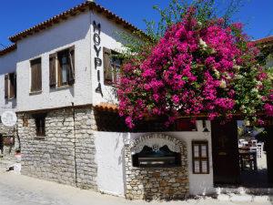 Mouria Hotel in Skiathos stad