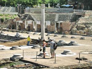 Thessaloniki stedentrips  de oude agora