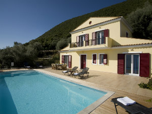 Wonen in Griekenland droomhuis met zwembad