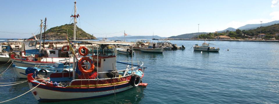 Zakynthos vakantie Agios Nikolaos haven header.jpg