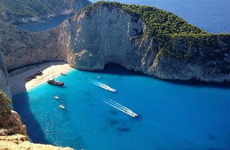 7 mooiste stranden van Zakynthos