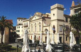 In juni naar Griekenland op vakantie Corfu