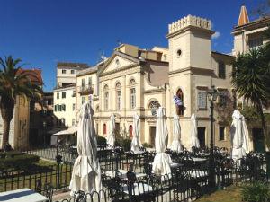 Juni reismaand Griekenland Corfu Kerkyra
