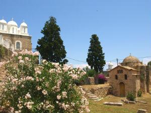 Koroni Peloponnesos klooster