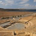 Hephaestia theater Limnos