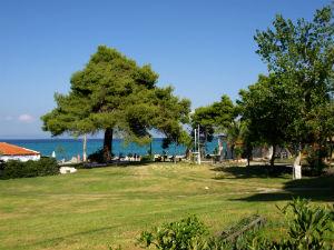 Met eliza was here naar Chalkidiki op vakantie Kassandra
