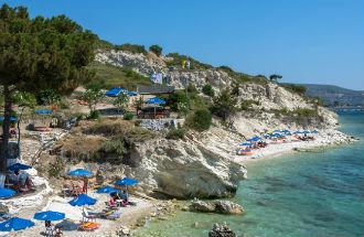 Ireon vakantie op Samos