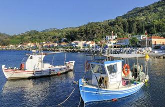 Agios Konstantinos op Samos