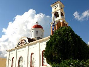 Agia Marina kerk op Kreta