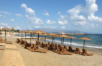 Agia Marina bij Chania op Kreta