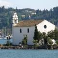 Kommeno Corfu kerkje