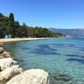 Kontokali vakantie op Corfu