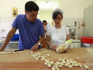 Delicatessen uit Limnos pasta