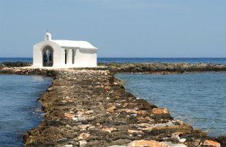 Kerkje van Georgioupolis op Kreta