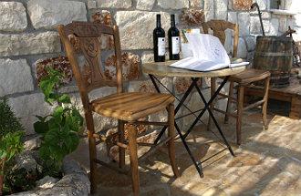 Grampsas winery op Zakynthos