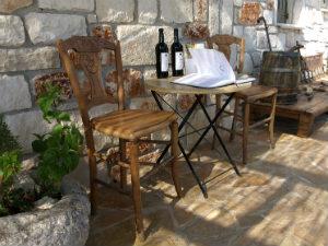 Grampsas wijnen van Zakynthos