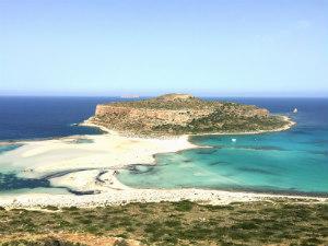 Kissamos strand Balos beach Kreta