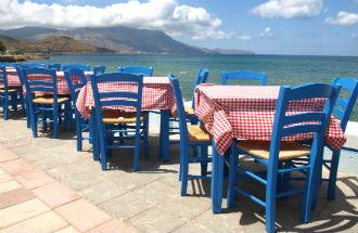 Kiesmannen vakantie op Kreta