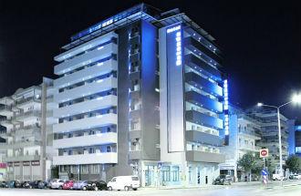 Hotel Rotonda Thessaloniki Griekenland
