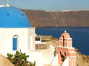 Santorini mooiste eiland van Europa in 2015