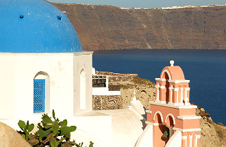 Santorini mooiste eiland van Europa