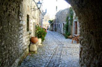 De magie van Chios Griekenland