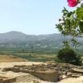 Festos Kreta archeologische site