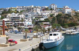Agia Galini vakantie op Kreta