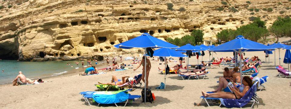 Matala kreta vakantie strand header.jpg