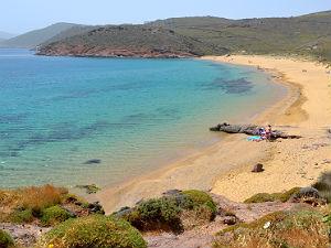 Zwemwater Griekenland uitstekend strand en zee