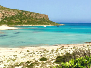 Mooiste stranden van Chania Balos