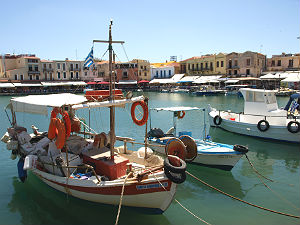 Combineer Rethymnon en Chania op Kreta