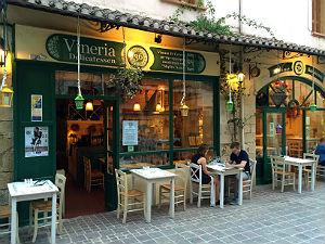 Combineer Rethymnon en Chania restaurant Vineria 36