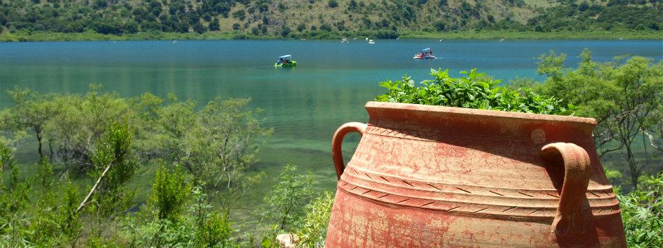 Kournas meer Kreta vakantie header.jpg
