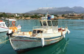 Weersverwachting Kreta Griekenland