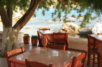 Plakias op Kreta