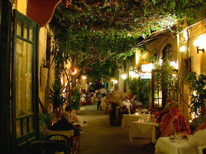 Rethymnon restaurants