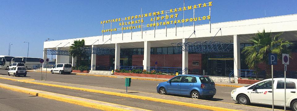 Vliegveld Kalamata